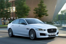 Jaguar XE Landmark Edition 1