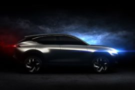 K350, SUV elettrico di Pininfarina e Hybrid Kinetic Group