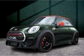 OZ cerchi in lega per Mini John Cooper Works