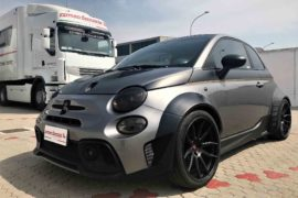 Abarth 500 Baronio Romeo Ferraris 4