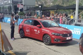 Avis è Official Car Rental Supplier del Giro d'Italia 2018