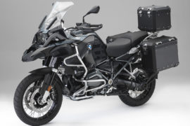 BMW R 1200 GS e R 1200 GS Adventure nuovi accessori Edition Black