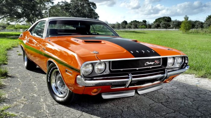 Challenger R/T 440 Six Pack del 1970
