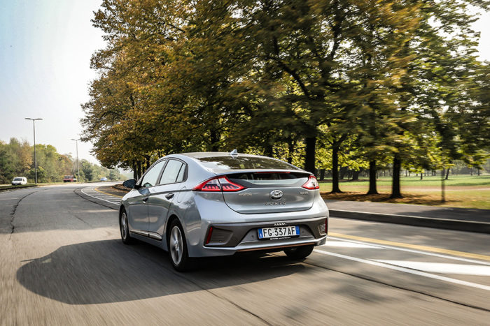 Hyundai Ioniq Electric eletta auto più efficiente d'Europa