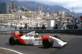 McLaren-Ford MP4 8A 1993 Ayrton Senna