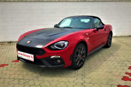 Abarth 124 Spider By Romeo Ferraris 2