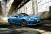 "Toyota GT86 Racing Edition MY19, nuovo colore ""Thunder Blue"" 3"