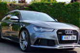 Audi RS6 del Principe Harry 4