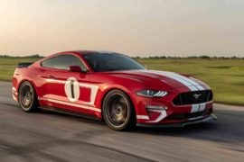Hennessey Heritage Edition Mustang 6