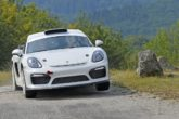 Porsche Cayman GT4 Clubsport Rally