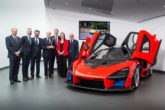 Sabelt riceve il Supplier Excellence Award da McLaren