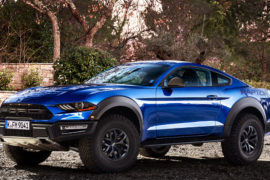 Ford Mustang Raptor X-Tomi Design
