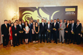 Pirelli Supplier Award 2018
