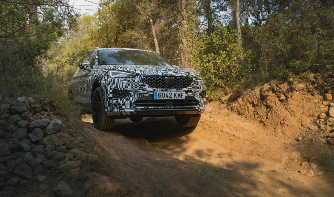 Seat Tarraco, come va in strada e fuoristrada