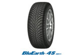 Yokohama all season BluEarth 4S AW21 certificato dal TUV