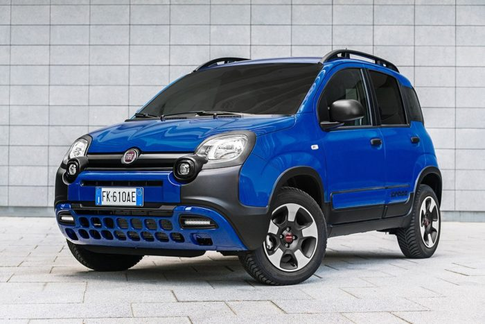 Fiat Panda City Cross.