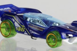 Hot Wheels, serie speciale in omaggio a Valentino Rossi