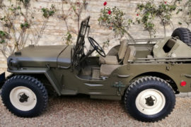 Jeep Willys Steve McQueen 4