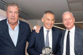 Lamborghini Huracan Performante Car of the Year per Jeremy Clarkson