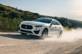 Maserati Levante GTS nominato SUV of Texas e Full-Size Luxury SUV 3