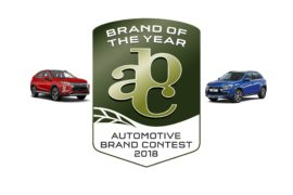 Mitsubishi trionfa all'Automotive Brand Contest 2018