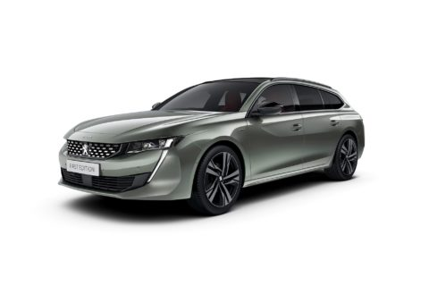 Peugeot 508 SW First Edition 12