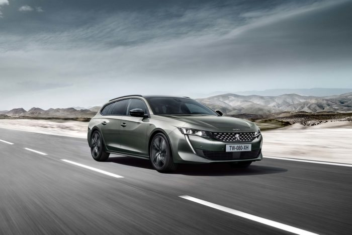 Peugeot 508 SW First Edition 5
