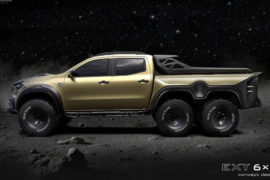 Pickup Design Exy 6x6 1