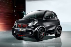 Smart ForTwo PureBlack Edition 1