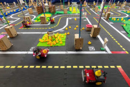 AI-DO - Artificial Driving Olympics - Duckietown