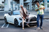 Abarth 124 Spider star nel video con Sting e Shaggy