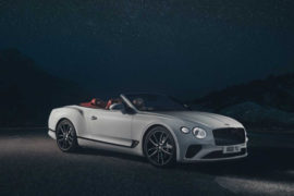 Bentley Continental GT Convertible 2019 3