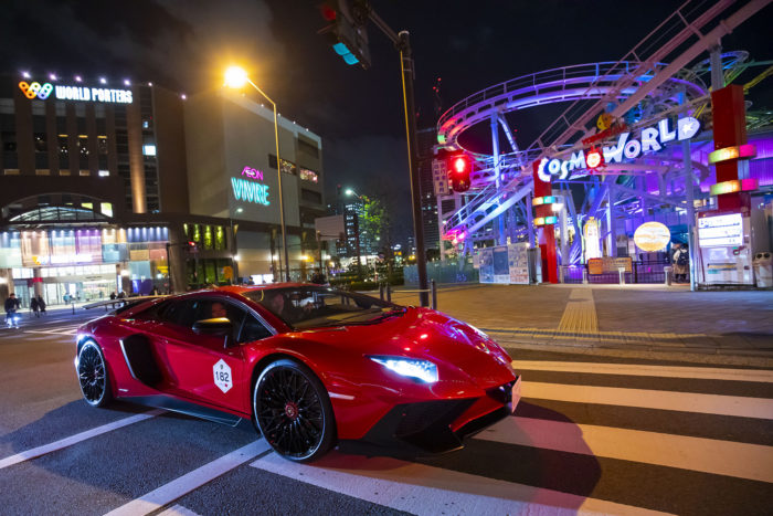 Lamborghini Day Japan 2018 a Yokohama 7