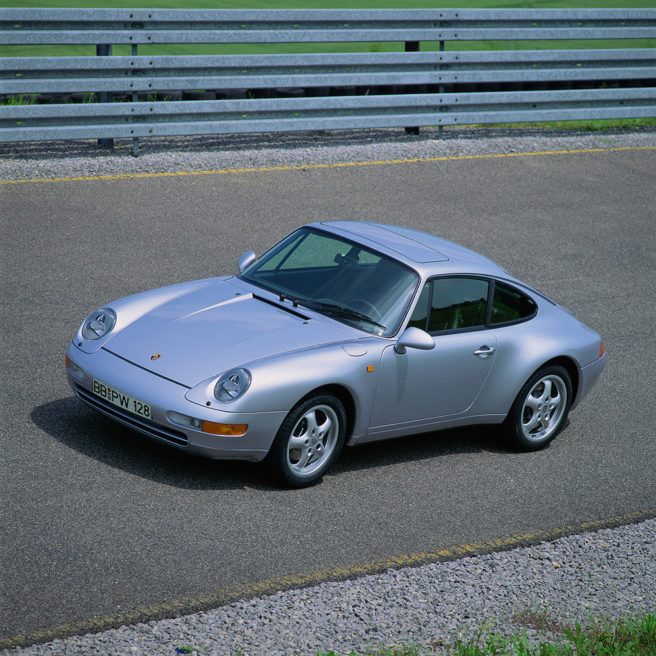Porsche 911 Carrera Coupé type 993 (1993 - 1998)