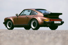 Porsche 911 Modello G Turbo 3.3