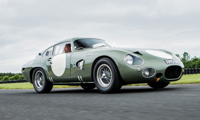 1963 Aston Martin DP215 Grand Touring Competition Prototype - RM Sothebys