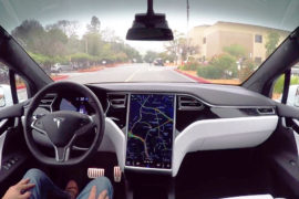 Tesla Autopilot full self driving - Tesla Full Self Driving