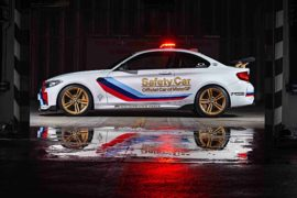 BMW M2 MotoGP Safety Car 12