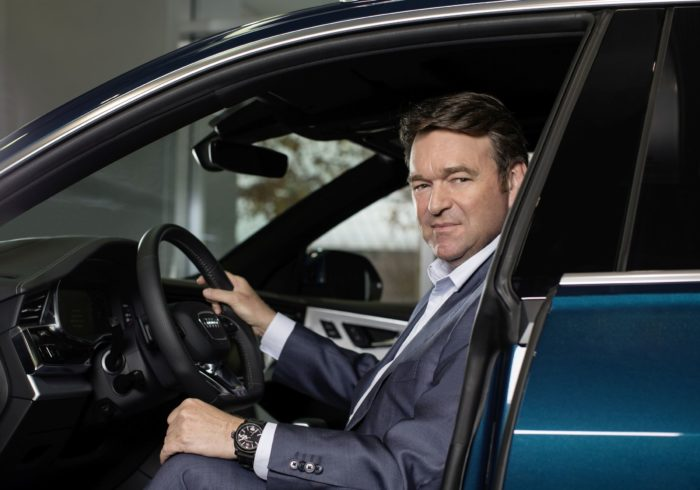 Bram Schot - Chairman of the Board of Management of AUDI AG (temporary)
