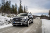 Le novità della Intelligent All Wheel Drive di Ford su Edge 2