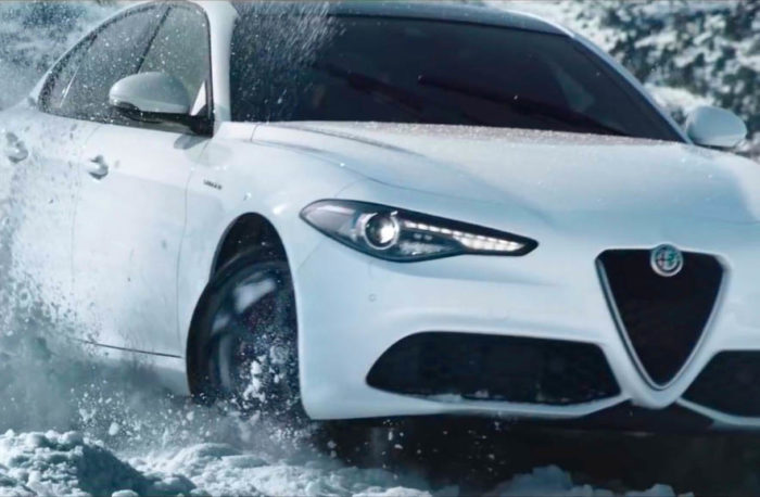 The White Side di Alfa Romeo Stelvio e Giulia, la trazione integrale Q4