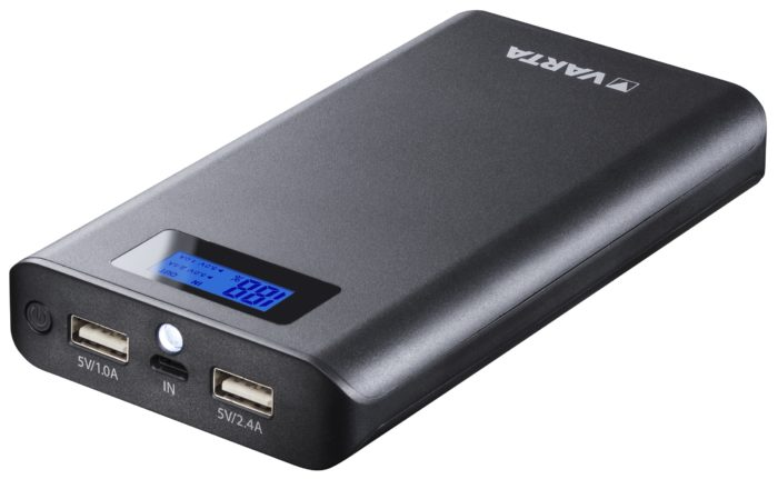 Varta LCD Power Bank 13.000 mAh