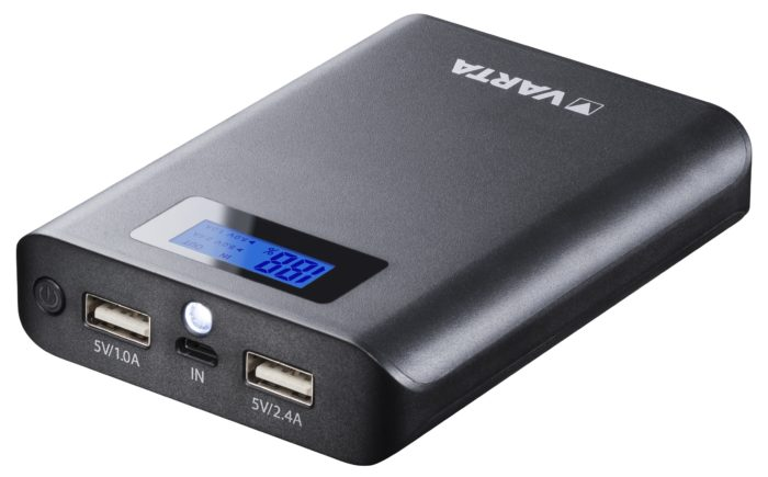 Varta LCD Power Bank 7.800 mAh