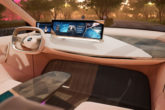 Virtual Drive su BMW iNext al Ces 1