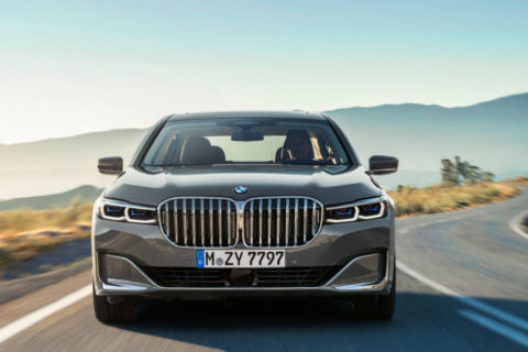 BMW Serie 7- Il Restyling 2019 2