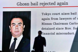 Carlos Ghosn rimane in carcere - respinto l'appello