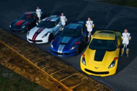 Corvette Drivers Series