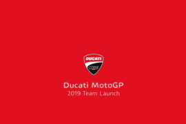 Ducati MotoGP team 2019, live streaming Desmosedici GP19