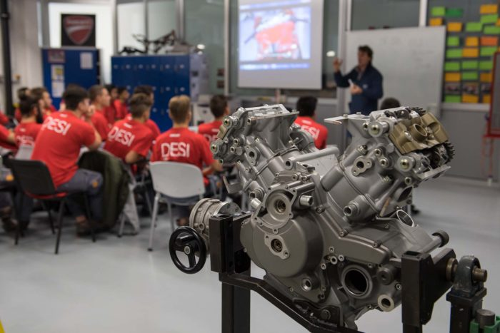 Ducati for Education