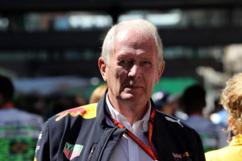 Helmut Marko - Red Bull Racing